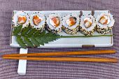 Sushi From Fish