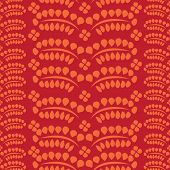 vector red abstract pattern texture