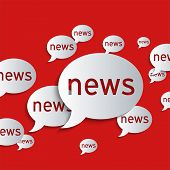 News Balloons