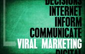 Viral Marketing Core Principles as a Concept