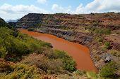 Ngwenya Iron Ore Mine, Swaziland