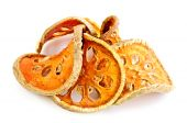 Dried Bael Fruit