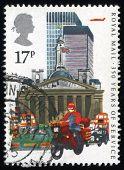 United Kingdom Postage Stamp - circa 1983