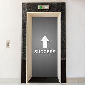 Way To Success, Business Conceptual