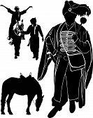horseman Cossack