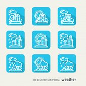 Icons - Weather