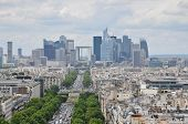 Defense Buildings In Paris