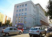 Main Post Office In Nizhny Novgorod Russia