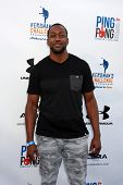 LOS ANGELES - SEP 4:  Jaleel White at the Ping Pong 4 Purpose Charity Event at Dodger Stadium on September 4, 2014 in Los Angeles, CA