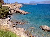 Beach, Chania, Greece