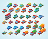 Isometric Premium Cars