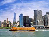 Staten Island Ferry.