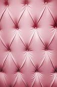 Imagens de rosa de Upholstery de couro genuíno