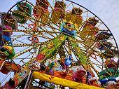 Big Wheel Amusement Park