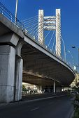 Basarab Overpass In Bucharest