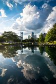 Charlotte, North Carolina reflections