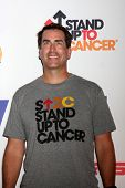 LOS ANGELES - SEP 5:  Rob Riggle at the Stand Up 2 Cancer Telecast Arrivals at Dolby Theater on September 5, 2014 in Los Angeles, CA