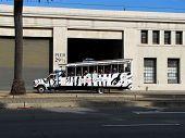 San Francisco Sightseeing Tour Bus