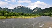 foto of pieniny  - Pieniny national park in the summer - JPG