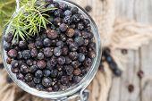 Dried Juniper Berries