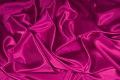 Pink Satin/silk Fabric 3