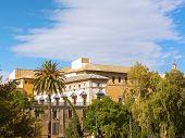 Historic building in Valencia region Spain