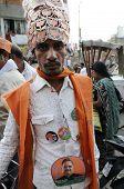 Bollywood actor Vivek Oberoi in Varanasi.
