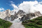 Dolomites, Pale Di San Martino Landscape