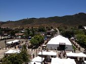view of the swap meet