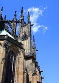 Saint Vitus Cathedral, Prague . travel photo