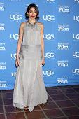 SANTA BARBARA - JAN 27:  Freida Pinto at the Santa Barbara International Film Festival - US Premiere of
