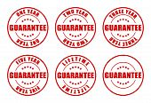 Guarantee Stamps Collection
