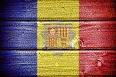 Flag Of Andorra