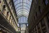 Umberto I Gallery Atrchitectural Detail