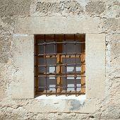 Ancient Stone House Window