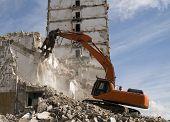 Hydraulic Crusher Excavator