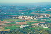 Ballooning Over Israel - Bird's Eye View Of Israel After The Rain