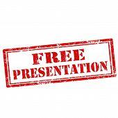 Free Presentation-stamp