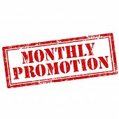 Monthly Promotion-stamp
