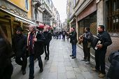 Street Musicians In Venice