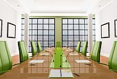 Green Meeting Room
