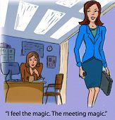 Meeting Magic