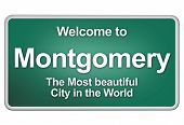 Welcome home to Montgomery