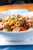 Chicken Stir Fry With Farm Fresh Vegetables