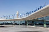 Al Maktoum International Airport In Dubai