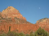 stock photo of wane  - A beautiful day in Sedona - JPG