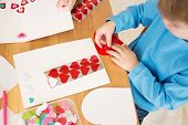 Valentine's Day Hearts: Kids Arts And Crafts