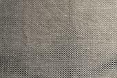 Texture Shiny Fabric Of Dark Bronze Color