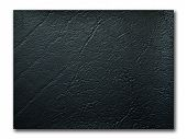Texture Of Black Leatherette Sample