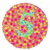 Color blind test - 5